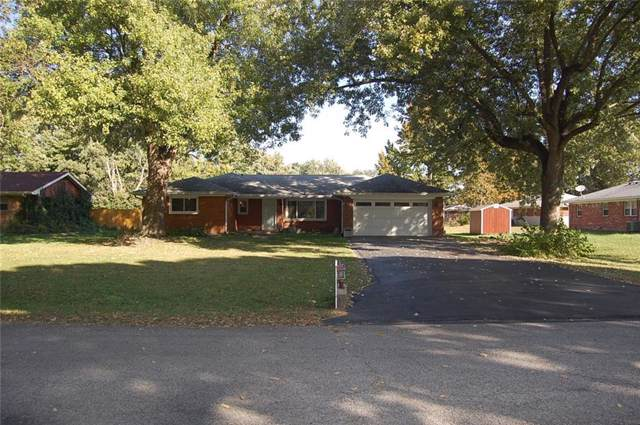 6324 Bonanza Lane, Indianapolis, IN 46254 (MLS #21675555) :: The Indy Property Source