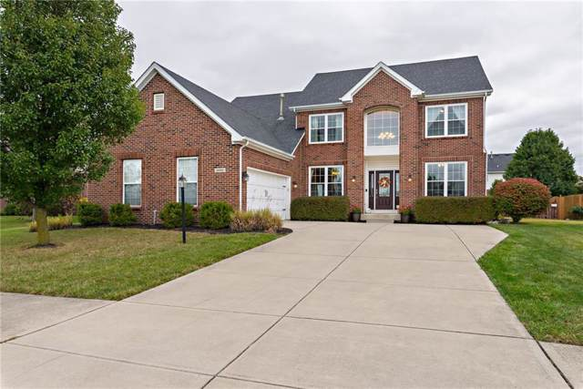 8685 N Commonview Drive, Mccordsville, IN 46055 (MLS #21675557) :: The ORR Home Selling Team