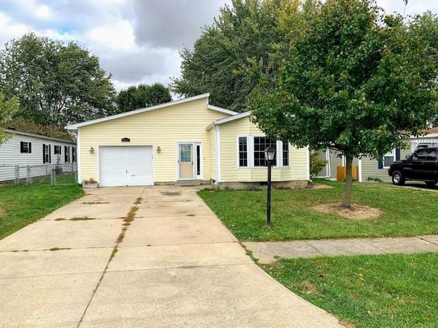 3193 Westpointe Drive, Franklin, IN 46131 (MLS #21675565) :: Mike Price Realty Team - RE/MAX Centerstone