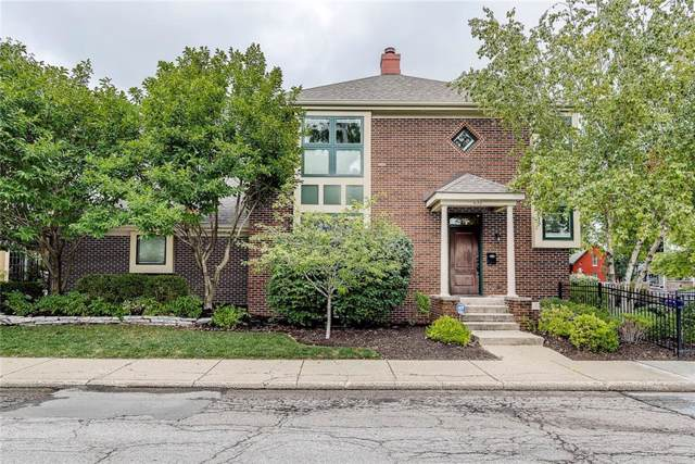 630 E Saint Clair Street, Indianapolis, IN 46202 (MLS #21675568) :: The Indy Property Source