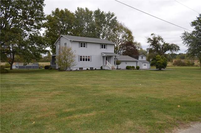 9190 S Anna Lane, Daleville, IN 47334 (MLS #21675583) :: The ORR Home Selling Team