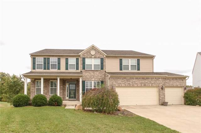 4454 Hunters Crossing Circle, Indianapolis, IN 46239 (MLS #21675587) :: FC Tucker Company