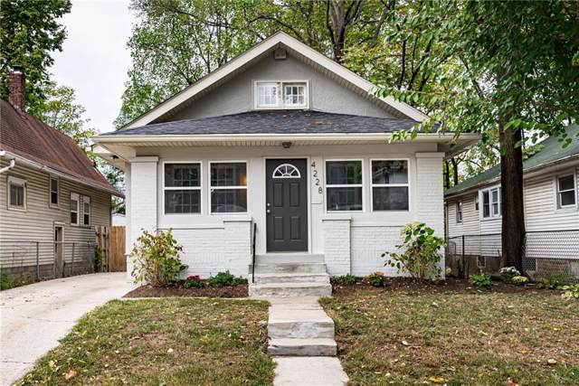4228 Guilford Avenue, Indianapolis, IN 46205 (MLS #21675589) :: AR/haus Group Realty