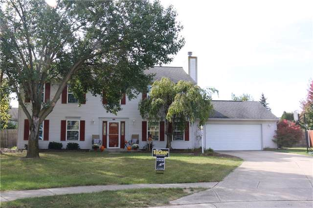 6005 Selby Court, Noblesville, IN 46062 (MLS #21675617) :: Mike Price Realty Team - RE/MAX Centerstone
