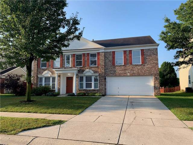 10357 Delphi Court, Fishers, IN 46038 (MLS #21675634) :: The Indy Property Source