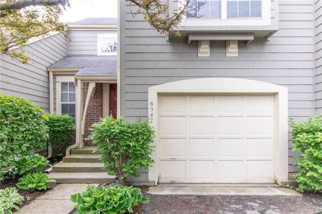 6547 Wandsworth Circle, Indianapolis, IN 46250 (MLS #21675642) :: Mike Price Realty Team - RE/MAX Centerstone