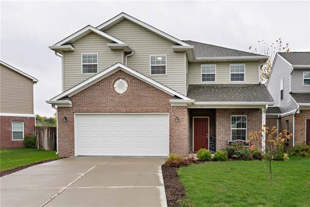 955 Baden Manor Drive, Indianapolis, IN 46217 (MLS #21675644) :: Mike Price Realty Team - RE/MAX Centerstone
