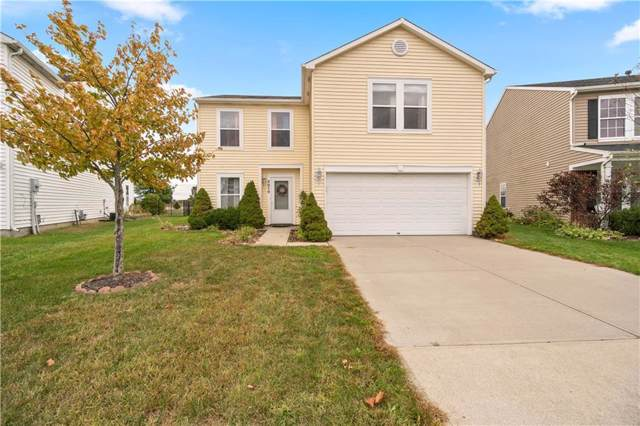 8050 W Campfire Drive, Pendleton, IN 46064 (MLS #21675647) :: The ORR Home Selling Team