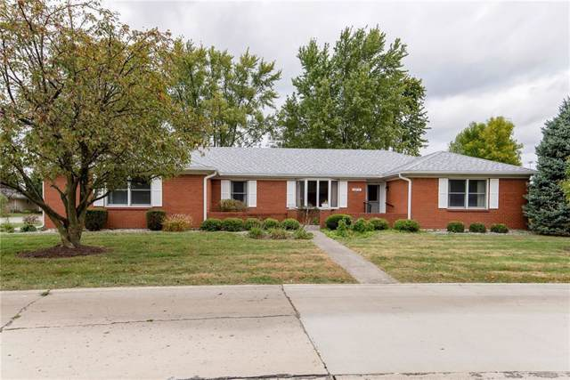 1054 School Street, Shelbyville, IN 46176 (MLS #21675660) :: David Brenton's Team
