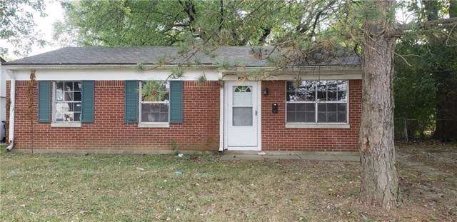 8315 Meadowlark Drive, Indianapolis, IN 46226 (MLS #21675692) :: Your Journey Team