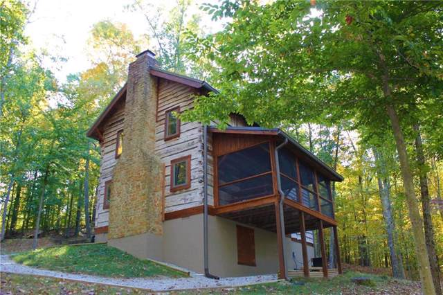 2958 Bear Wallow Hill Road, Nashville, IN 47448 (MLS #21675697) :: Mike Price Realty Team - RE/MAX Centerstone