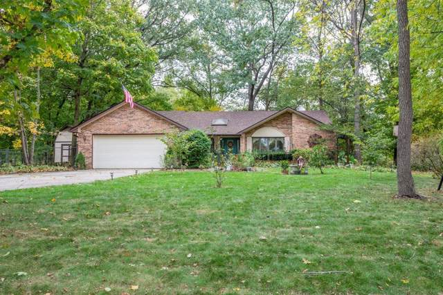4607 Clifty Drive, Anderson, IN 46012 (MLS #21675712) :: The ORR Home Selling Team