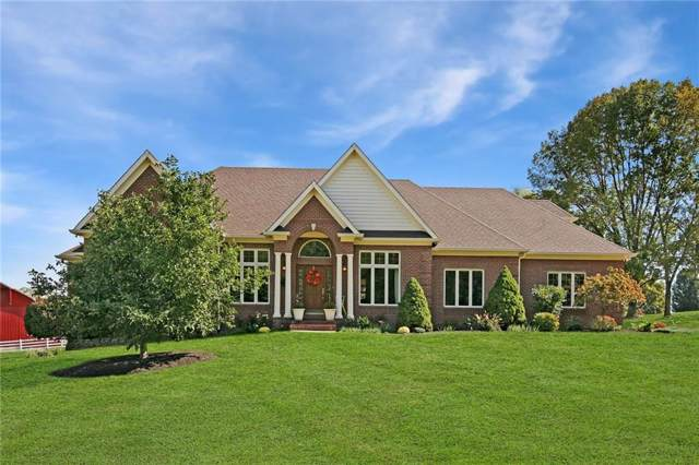1222 E Jessup Way, Mooresville, IN 46158 (MLS #21675714) :: The Indy Property Source