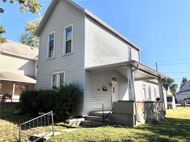 209 N State Avenue, Indianapolis, IN 46201 (MLS #21675720) :: Your Journey Team