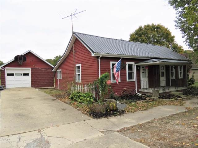 160 S High Street, Greensboro, IN 47344 (MLS #21675732) :: Mike Price Realty Team - RE/MAX Centerstone