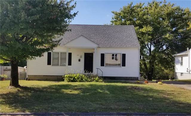 221 S Vine Street, Greensburg, IN 47240 (MLS #21675740) :: Mike Price Realty Team - RE/MAX Centerstone