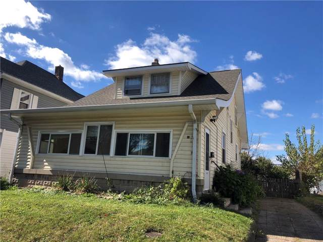 60 S 9th Avenue, Beech Grove, IN 46107 (MLS #21675755) :: Mike Price Realty Team - RE/MAX Centerstone