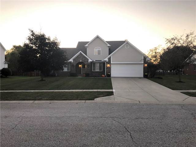 1134 Brookside Drive, Lebanon, IN 46052 (MLS #21675783) :: Richwine Elite Group