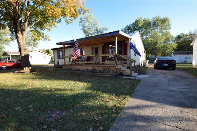 816 Ash Street, Seymour, IN 47274 (MLS #21675785) :: Richwine Elite Group