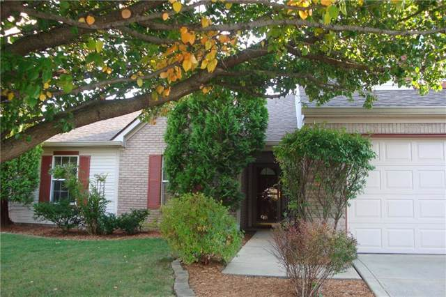 10893 Cannonade Court, Indianapolis, IN 46234 (MLS #21675820) :: David Brenton's Team
