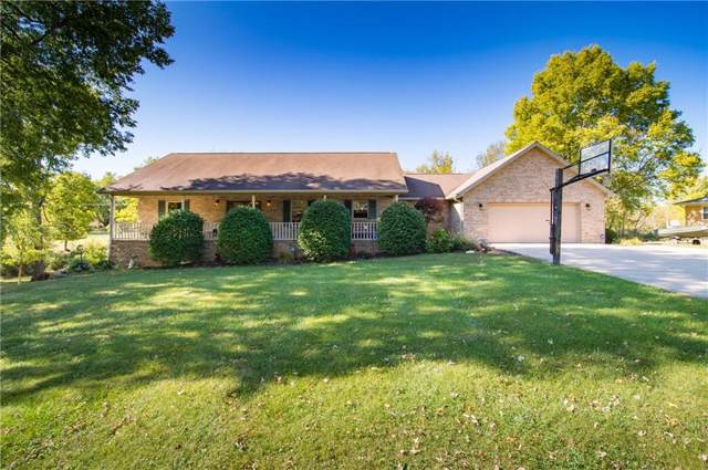 2441 N West Raintree Drive, New Castle, IN 47362 (MLS #21675827) :: Mike Price Realty Team - RE/MAX Centerstone