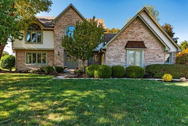6930 Riverside Way, Fishers, IN 46038 (MLS #21675830) :: Mike Price Realty Team - RE/MAX Centerstone