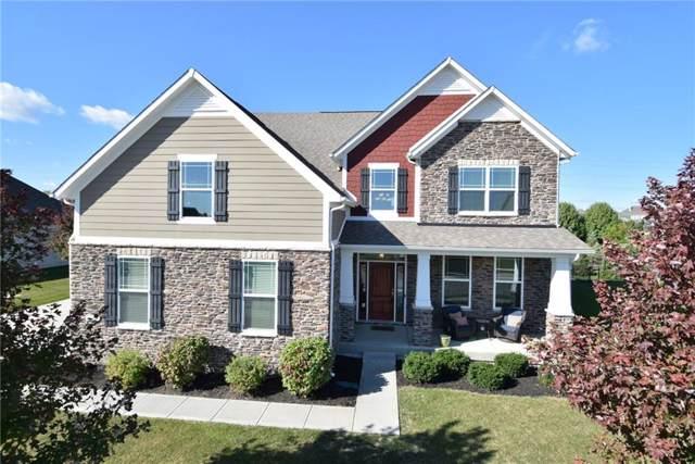 16808 Hawk Creek Circle, Westfield, IN 46074 (MLS #21675839) :: Heard Real Estate Team | eXp Realty, LLC