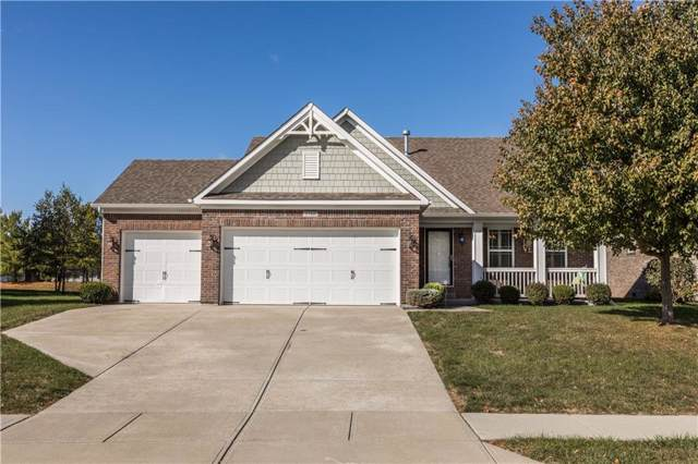 5786 Hall Road, Plainfield, IN 46168 (MLS #21675841) :: The Indy Property Source