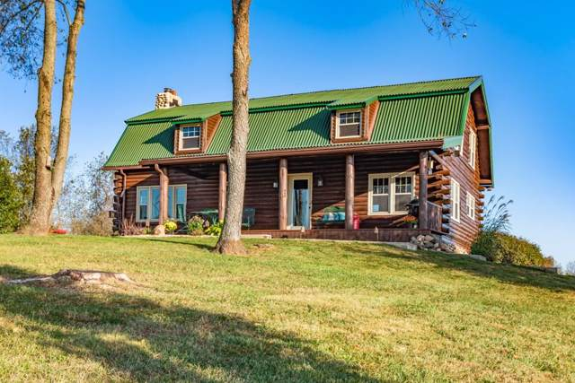 6000 E Eaton-Albany, Eaton, IN 47338 (MLS #21675845) :: The ORR Home Selling Team