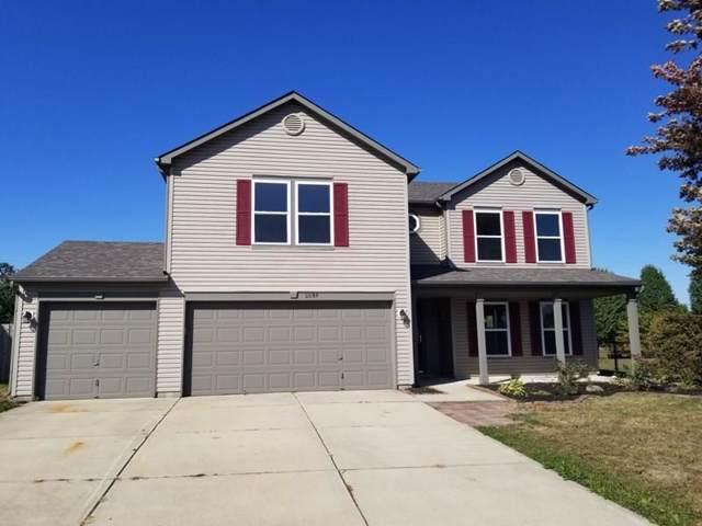 5898 N Peppereel Way, Mccordsville, IN 46055 (MLS #21675849) :: The ORR Home Selling Team