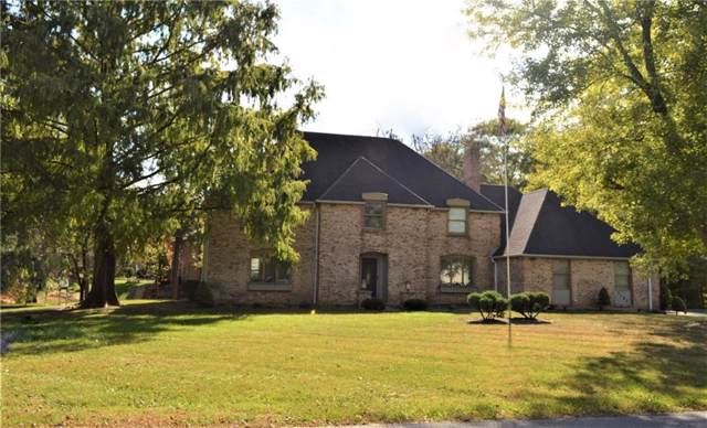 5103 Knollwood Lane, Anderson, IN 46011 (MLS #21675879) :: Your Journey Team