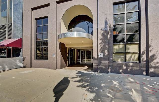 110 E Washington Street #401, Indianapolis, IN 46204 (MLS #21675881) :: FC Tucker Company