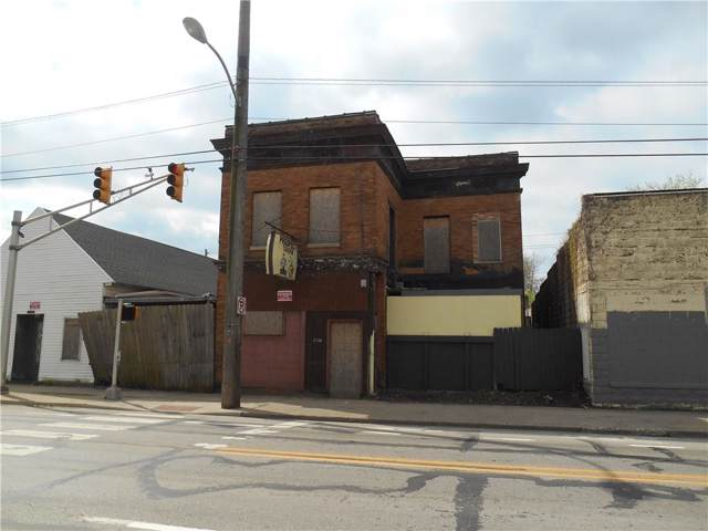 2135 Prospect Street, Indianapolis, IN 46203 (MLS #21675897) :: Richwine Elite Group