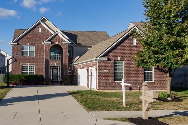 14392 Wolverton Way, Fishers, IN 46037 (MLS #21675910) :: Heard Real Estate Team | eXp Realty, LLC
