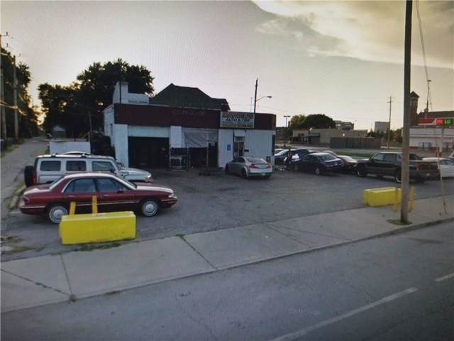 449 E Morris Street, Indianapolis, IN 46225 (MLS #21675929) :: Richwine Elite Group