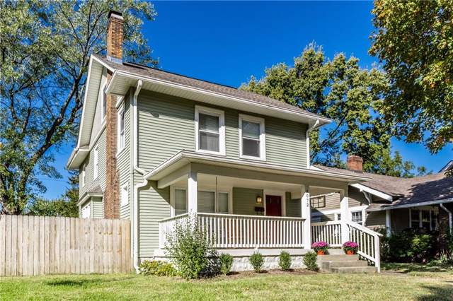 4072 N Park Avenue, Indianapolis, IN 46205 (MLS #21675947) :: Your Journey Team