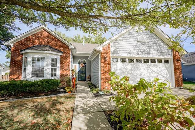 10736 Springston Court, Fishers, IN 46037 (MLS #21675974) :: Heard Real Estate Team | eXp Realty, LLC