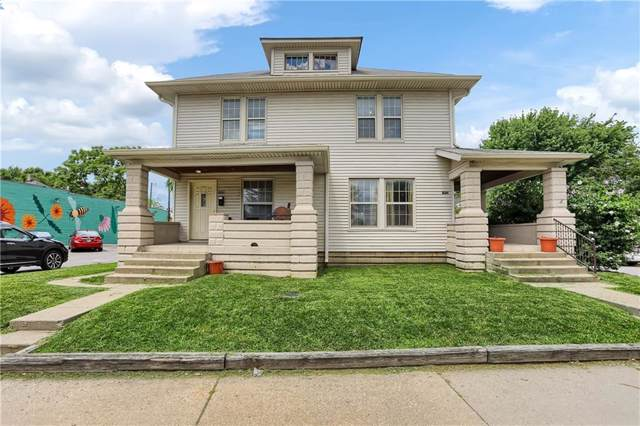 1920 E Washington Street, Indianapolis, IN 46201 (MLS #21675981) :: Your Journey Team