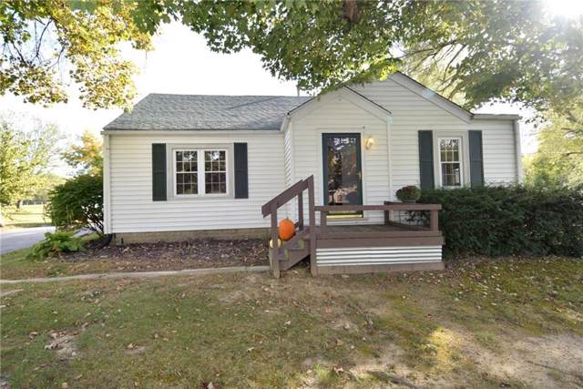 5515 W Smokey Row Road, Greenwood, IN 46143 (MLS #21675993) :: The ORR Home Selling Team