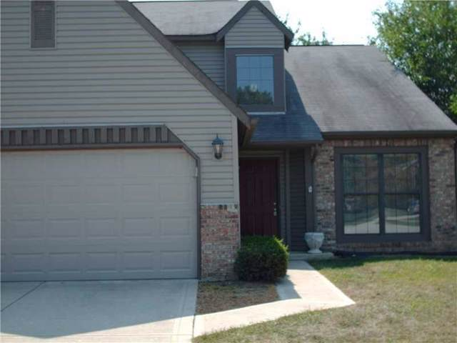 7411 Northfield Boulevard, Fishers, IN 46038 (MLS #21675994) :: Mike Price Realty Team - RE/MAX Centerstone