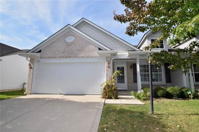 278 Clear Branch Drive, Brownsburg, IN 46112 (MLS #21675999) :: The Indy Property Source
