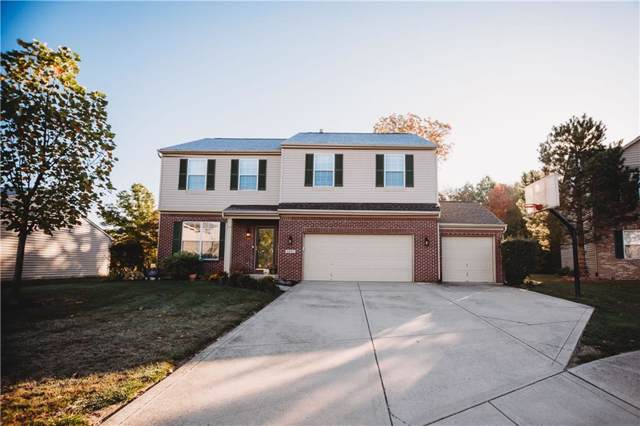 5237 Hammock Glen Drive, Indianapolis, IN 46235 (MLS #21676008) :: Mike Price Realty Team - RE/MAX Centerstone