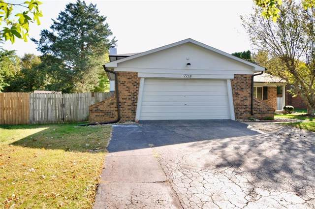 7759 Hoop Road, Indianapolis, IN 46217 (MLS #21676015) :: Mike Price Realty Team - RE/MAX Centerstone