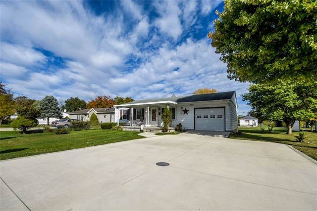 3916 Clark Street, Anderson, IN 46013 (MLS #21676020) :: Mike Price Realty Team - RE/MAX Centerstone