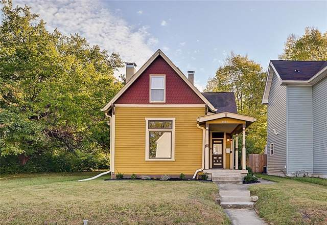 2037 Bellefontaine Street, Indianapolis, IN 46202 (MLS #21676021) :: FC Tucker Company