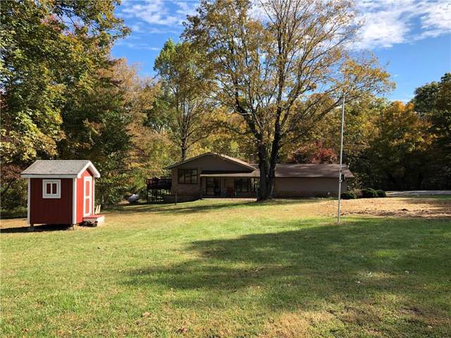 4635 Wilbur Road, Martinsville, IN 46151 (MLS #21676028) :: Mike Price Realty Team - RE/MAX Centerstone