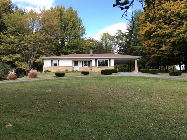 4315 N County Road 625 W, Greencastle, IN 46135 (MLS #21676053) :: The Star Team | RE/MAX Realty Group