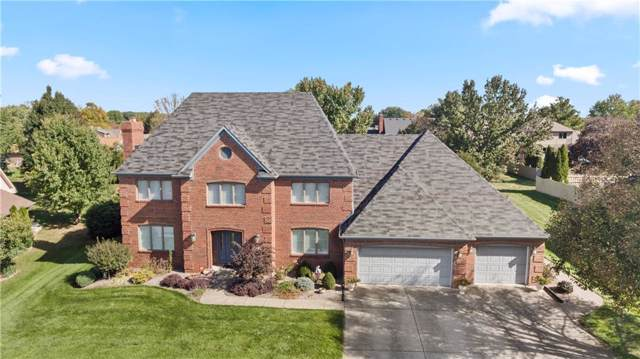 6369 Amber Pass, Plainfield, IN 46168 (MLS #21676058) :: The Indy Property Source