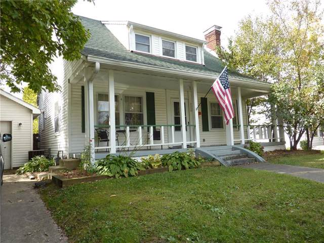 220 N Hillsdale Avenue, Greencastle, IN 46135 (MLS #21676086) :: Mike Price Realty Team - RE/MAX Centerstone