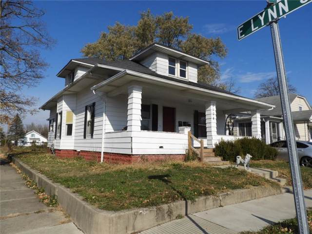 1104 E 29TH Street, Anderson, IN 46013 (MLS #21676090) :: The Star Team | RE/MAX Realty Group